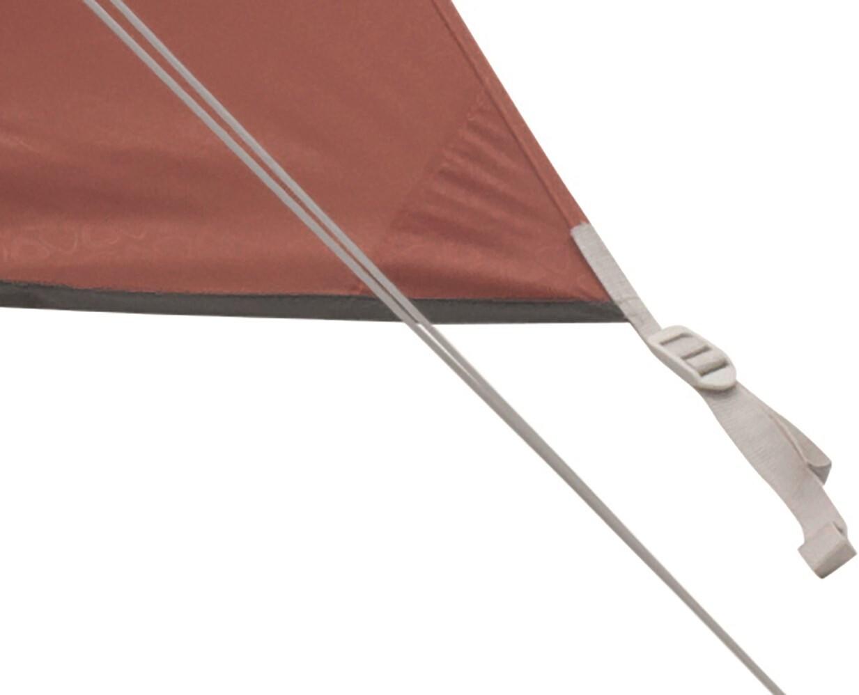 Robens tenda aringhe snow and sabbia per pavimenti senza 2er blisterpack ROSSO tenda aringhe Z